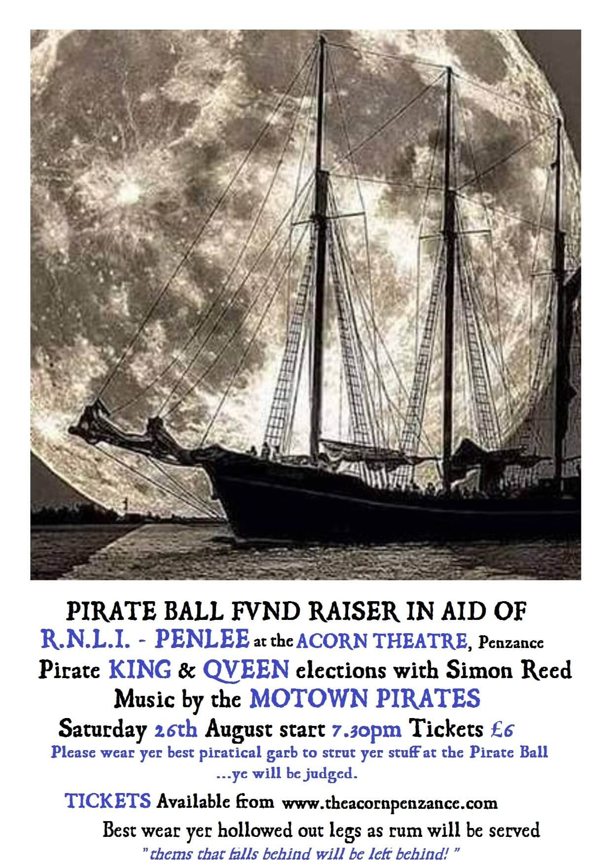 The Pirate Ball