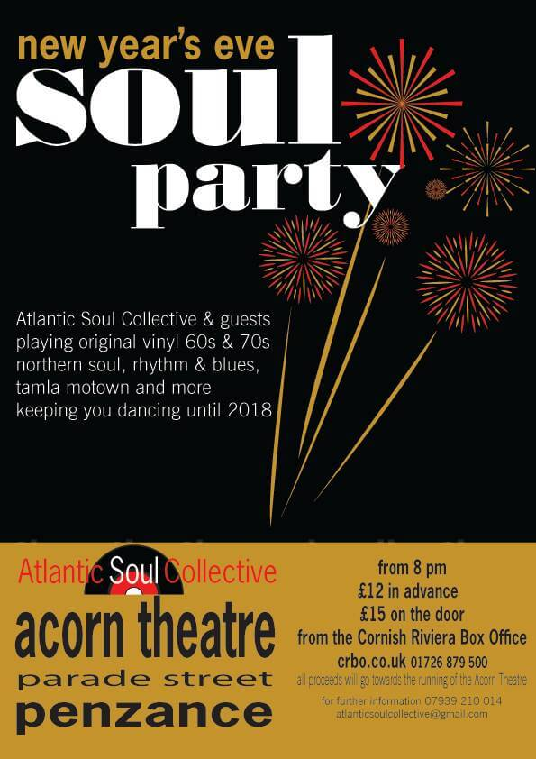 New Years Eve Soul Party