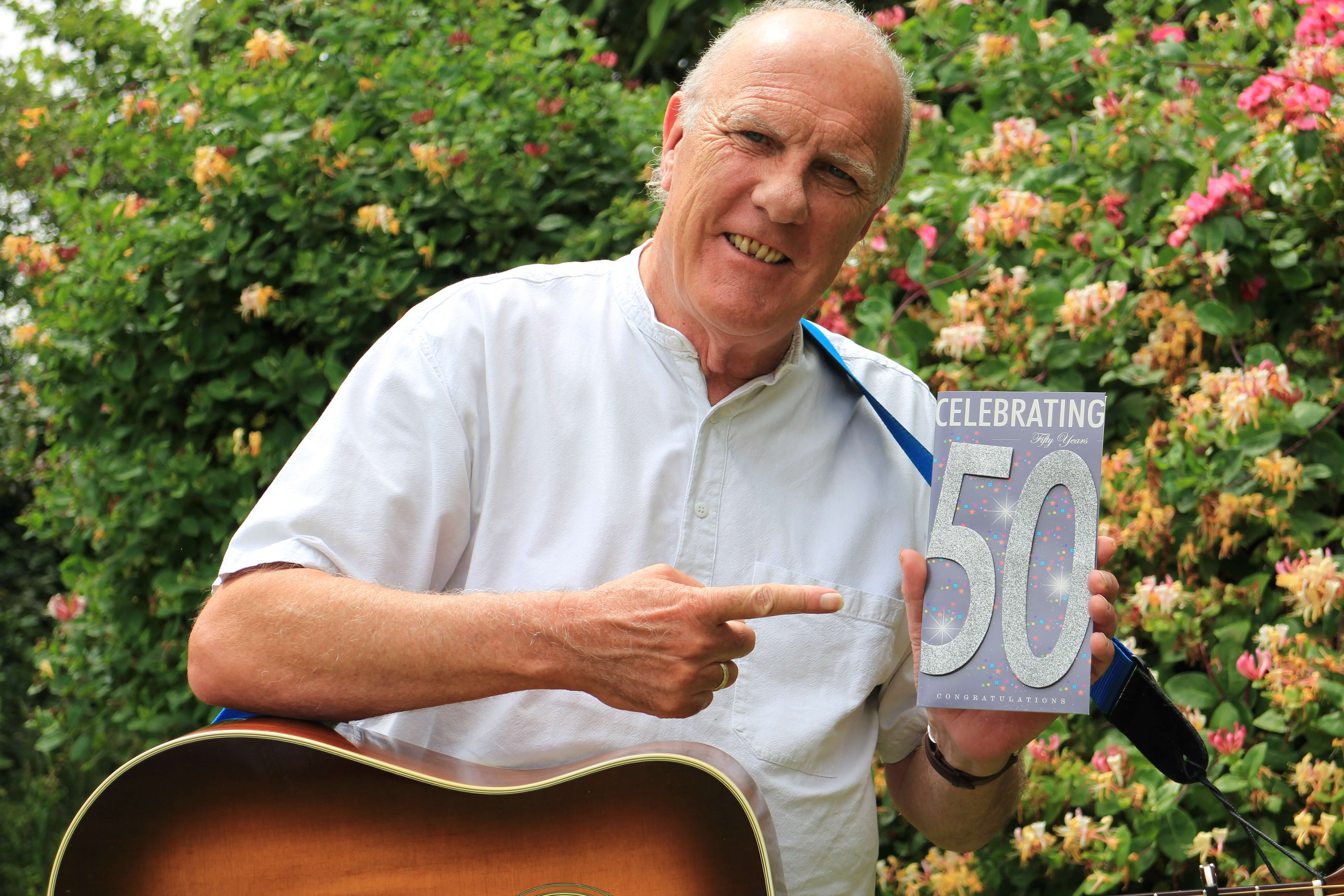 Richard Digance + special guest Eric Sedge