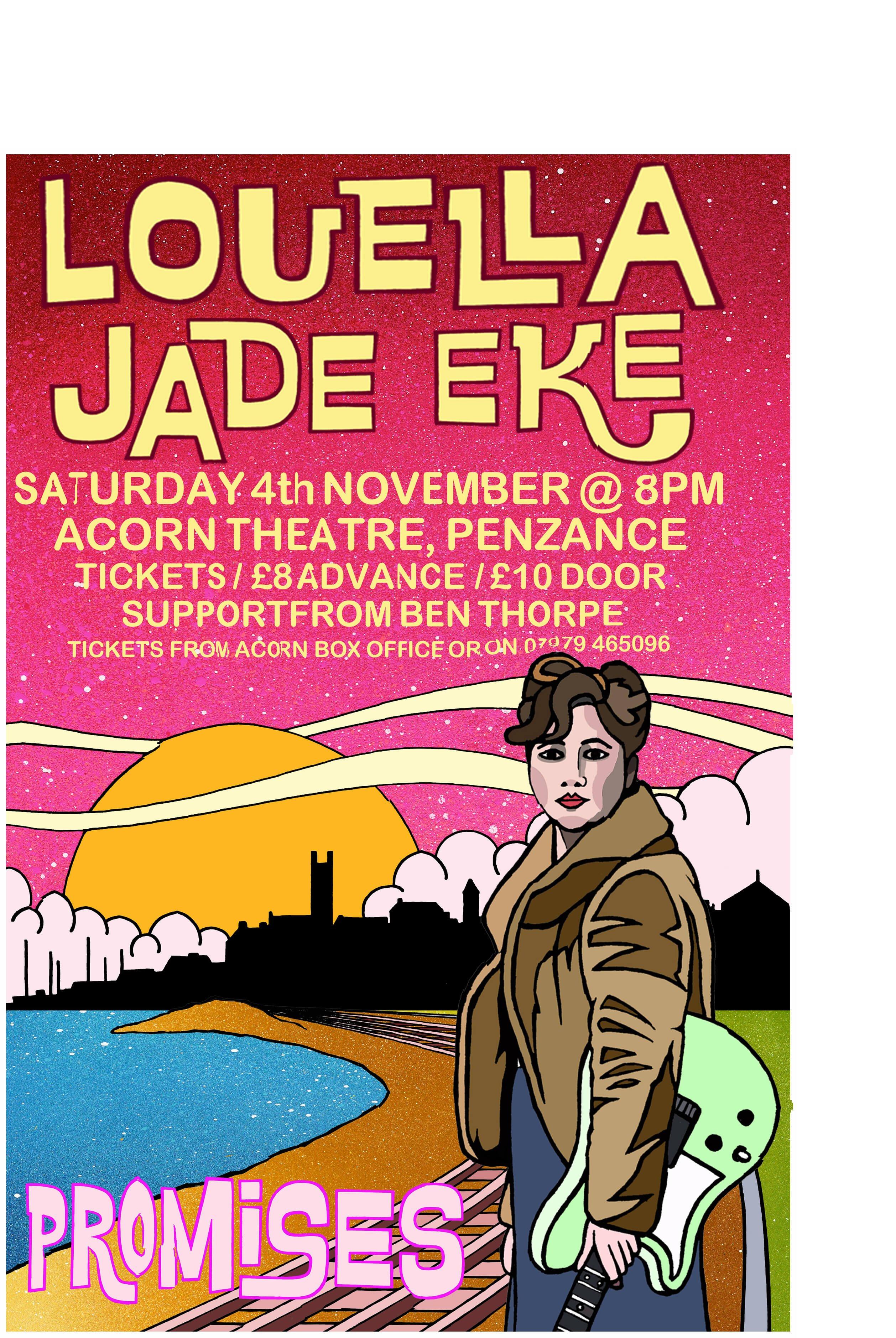Louella Jade Eke - Promises EP Launch