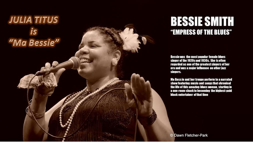 Bessie Smith 'Empress of the Blues'