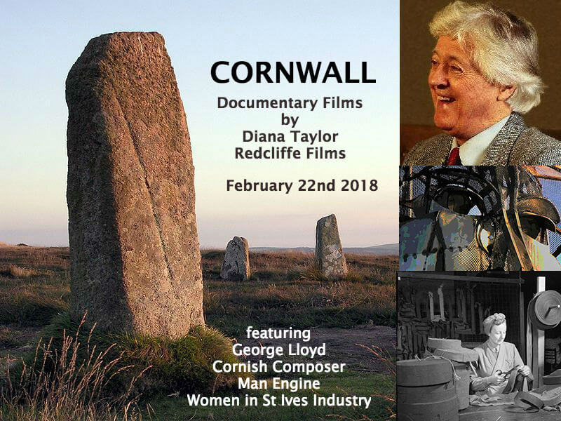 Cornwall - 3 documentary films by Diana Taylor