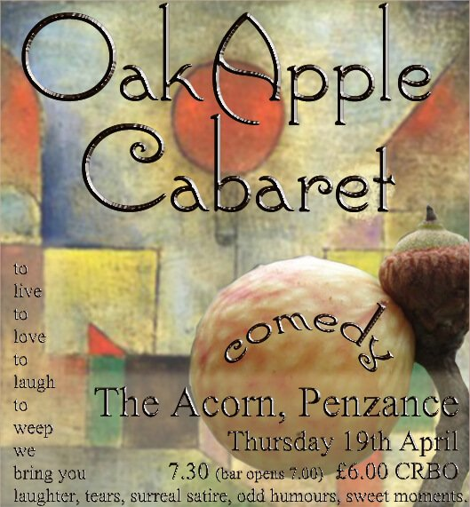 OakApple Quarterly Cabaret