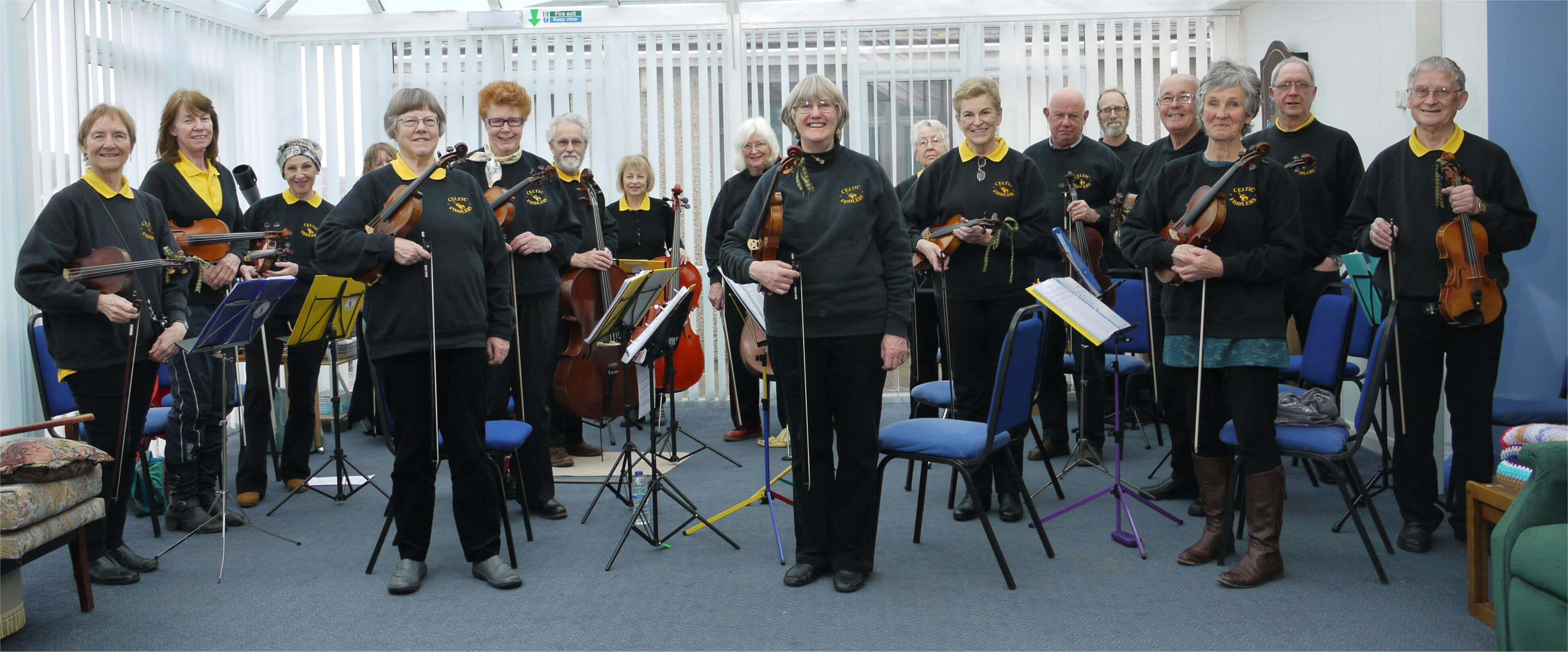Celtic Fiddlers