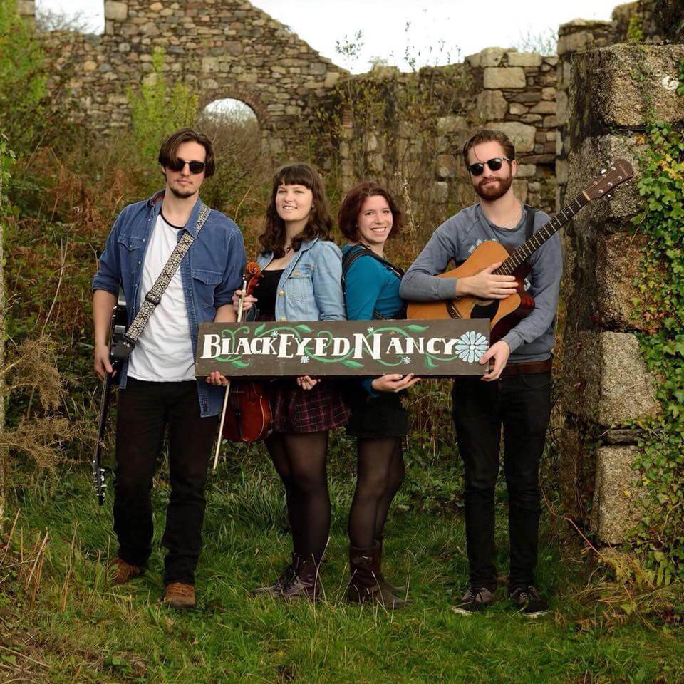 Black-Eyed Nancy with special guests  Boundless Brothers