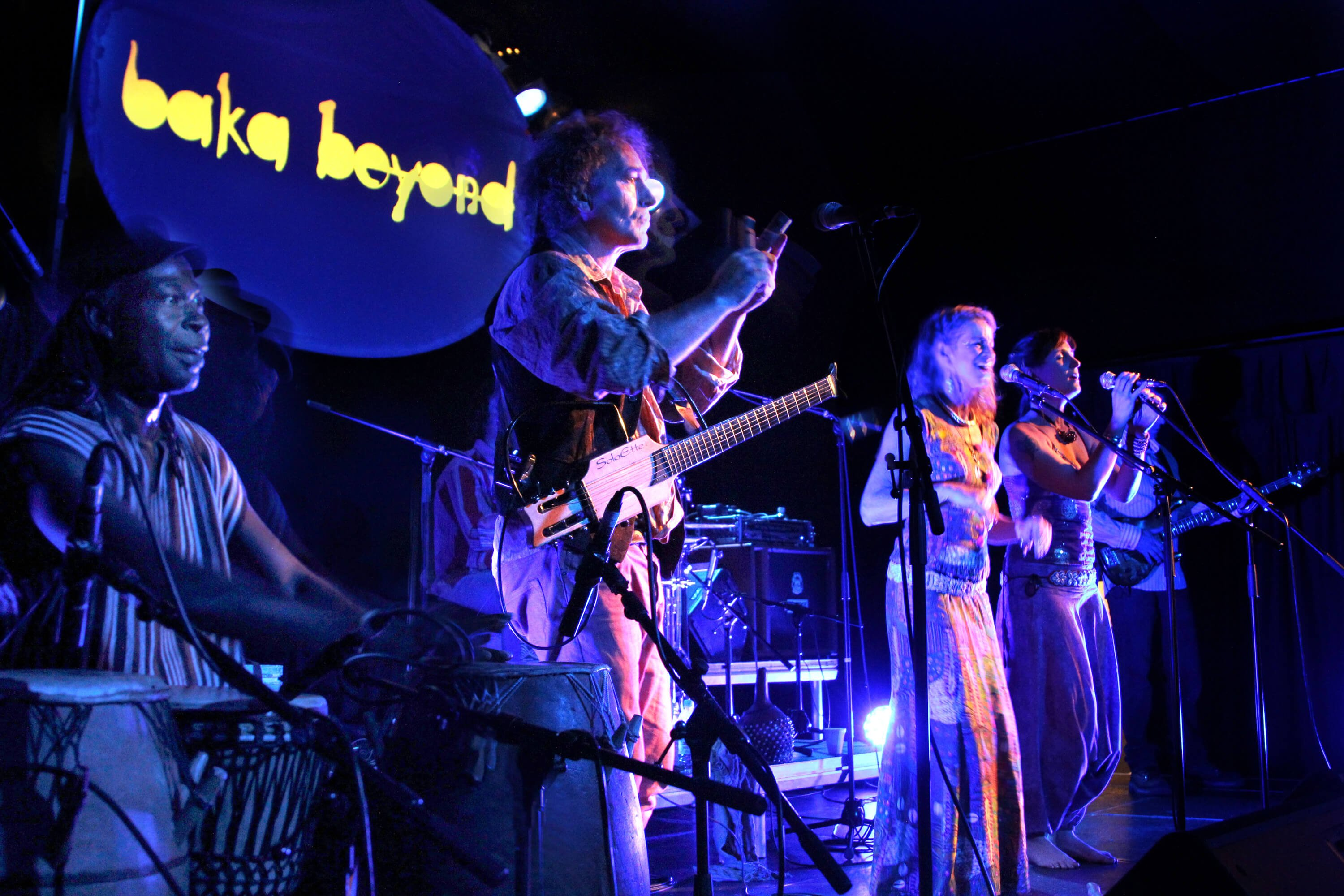 Baka Beyond 25th Anniversary Tour