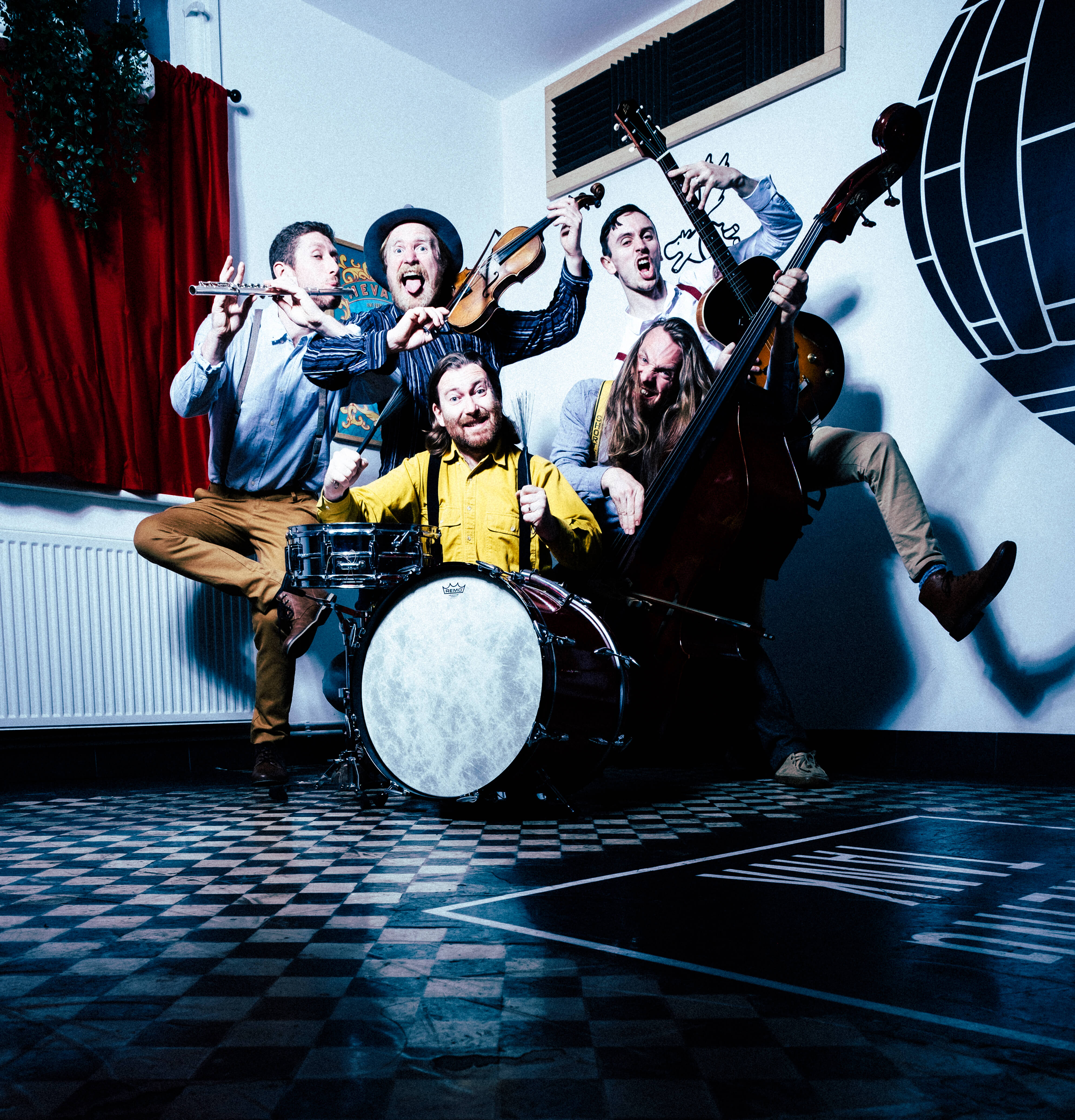 Sheelanagig + Special Guests The Drystones