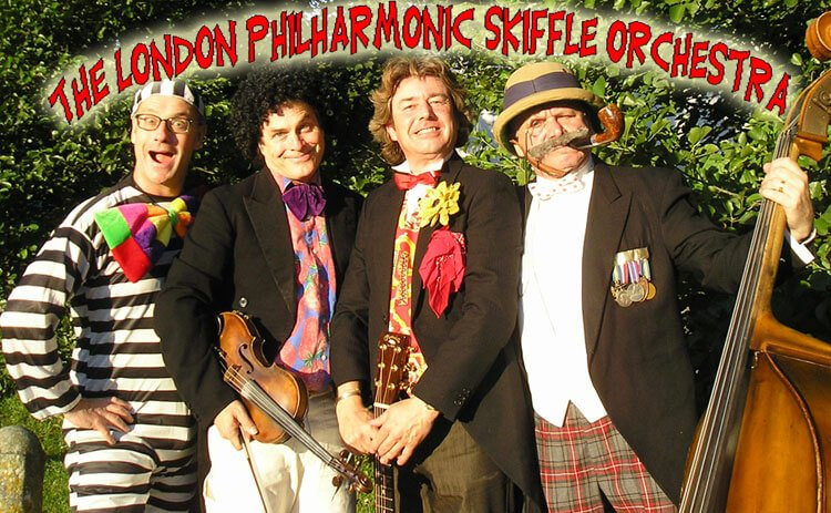 The London Philharmonic Skiffle Orchestra In Concert