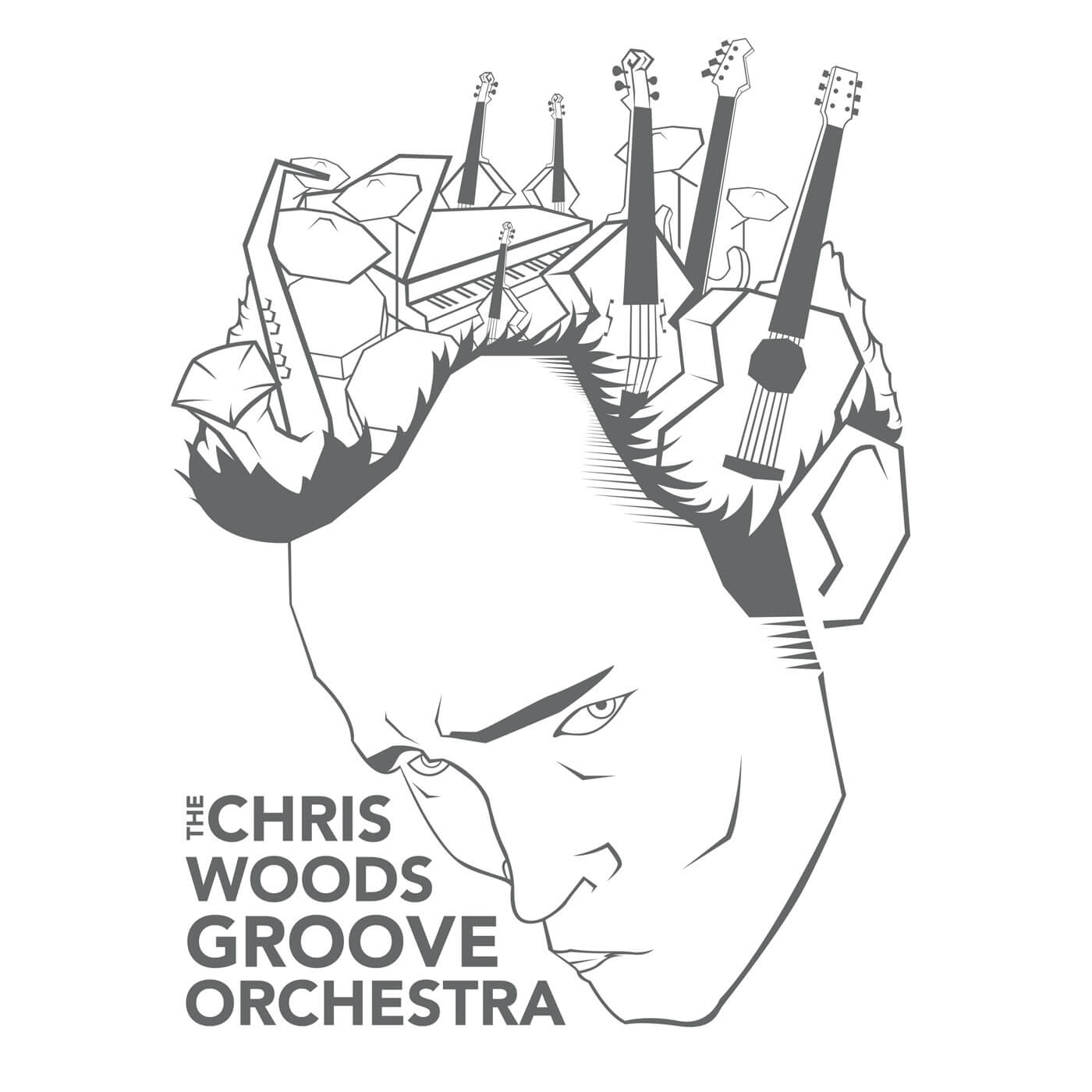 The Chris Woods Groove One Man Orchestra