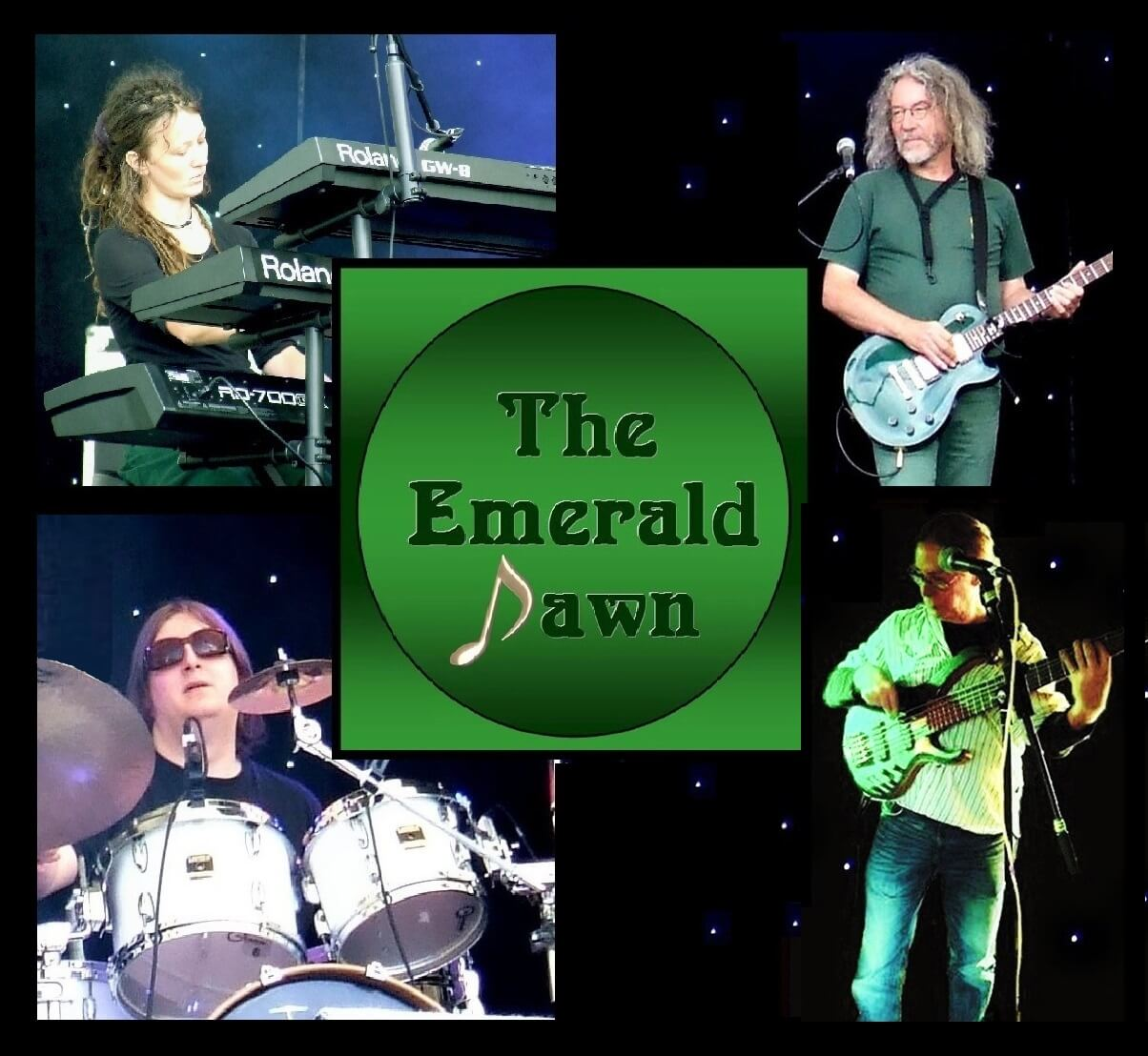 The Emerald Dawn