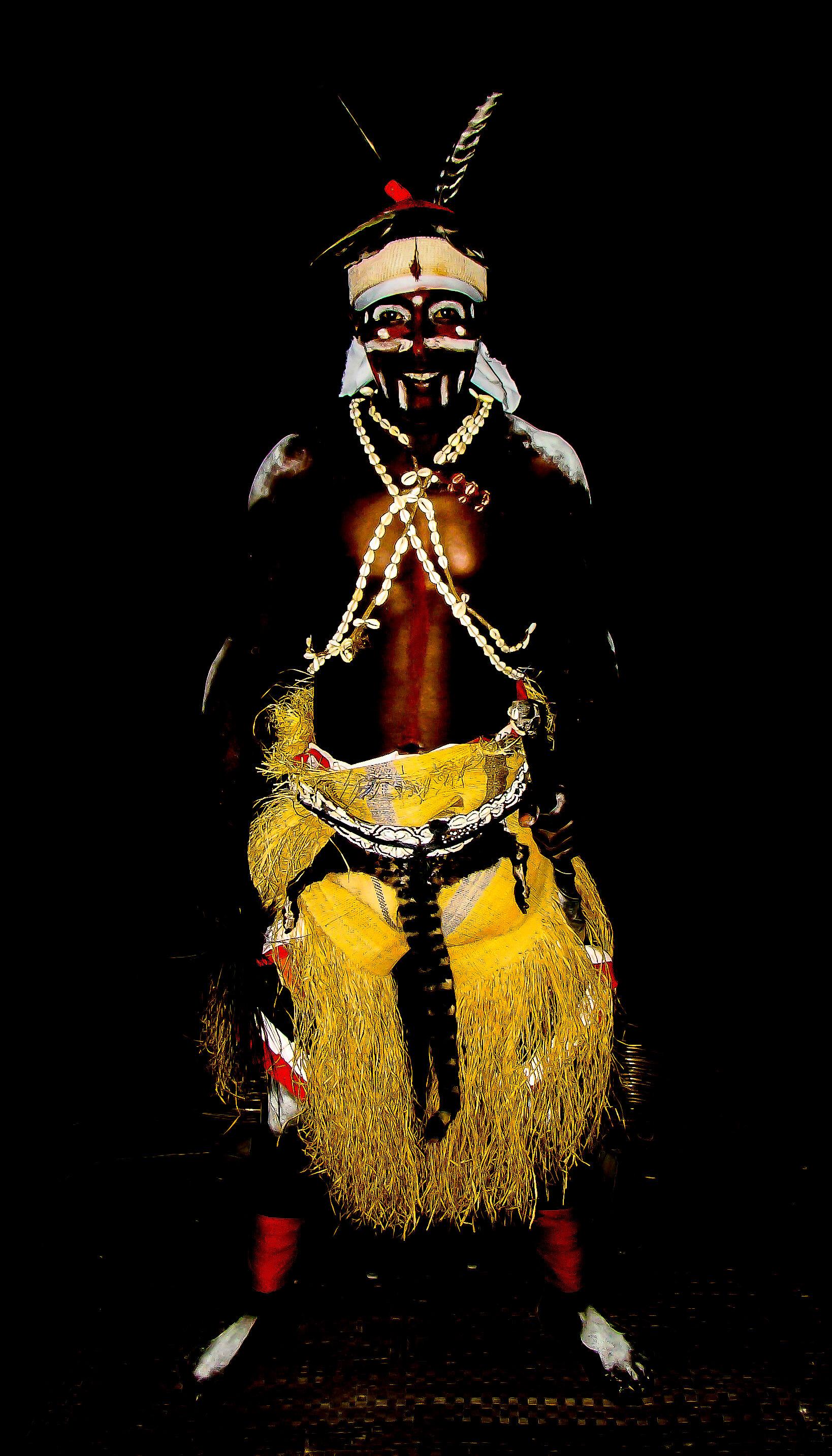 Kakatsitsi - Master Drummers from Ghana & Mbilou - Bwiti Nganga from Gabon