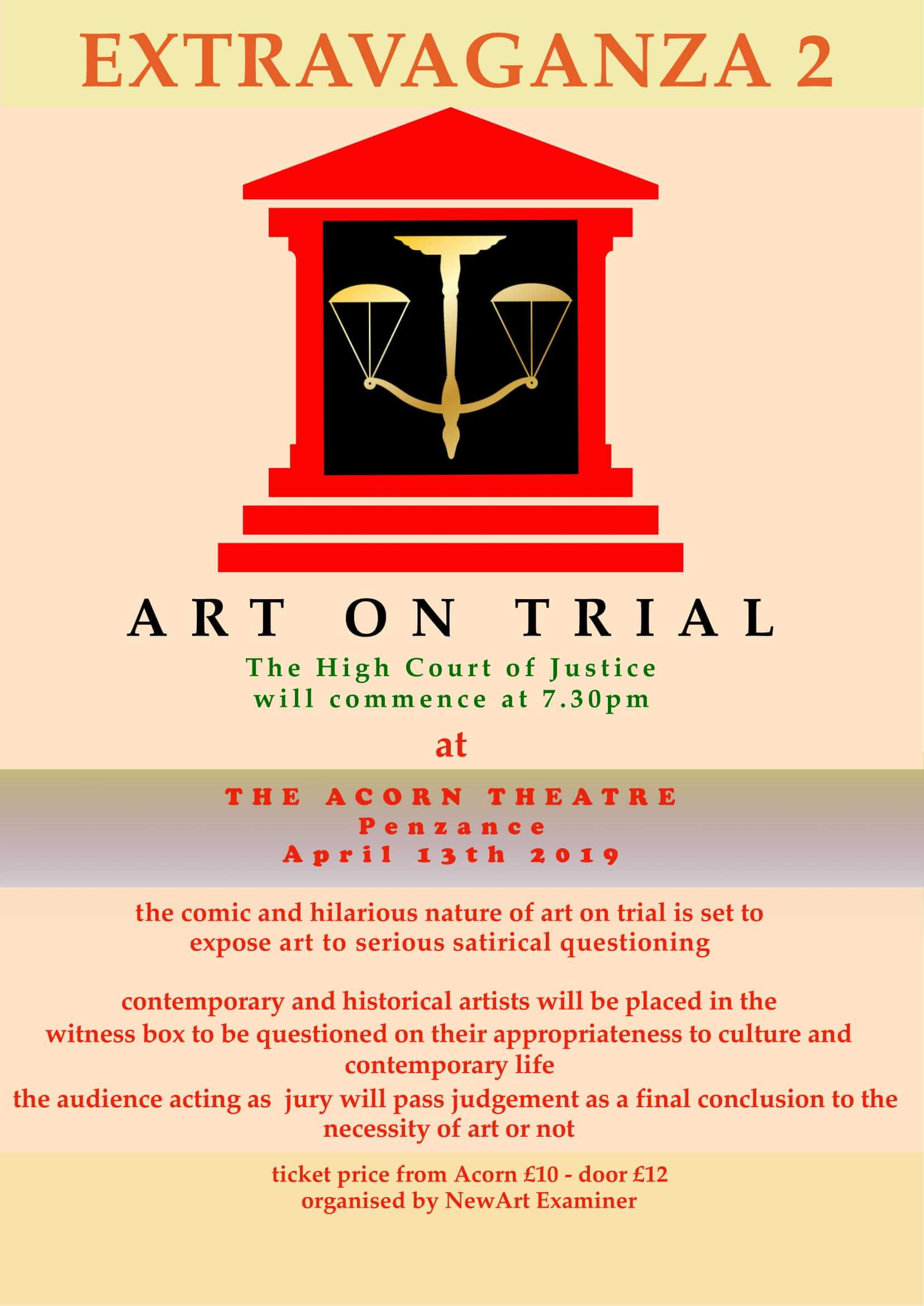 Artworld On Trial