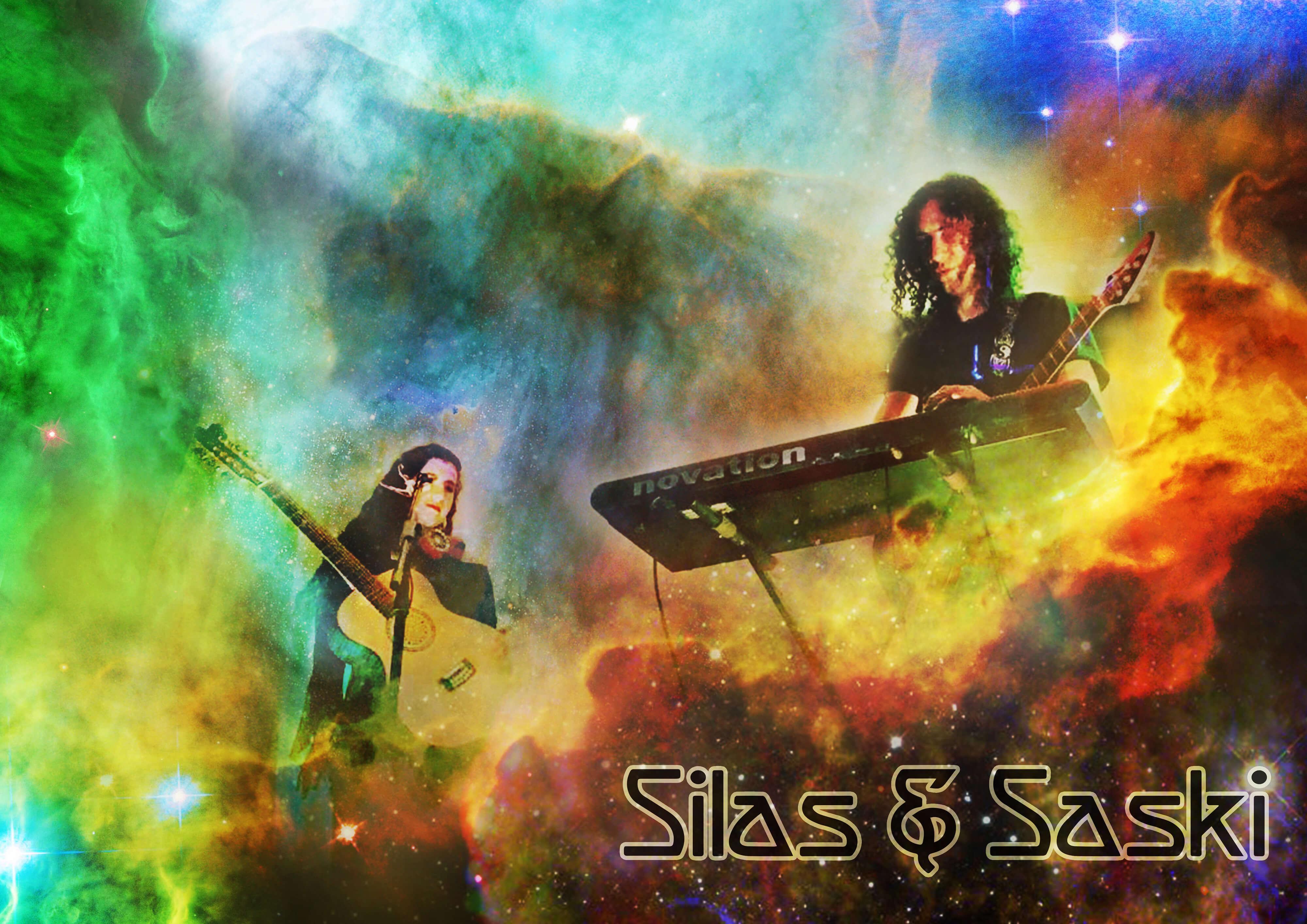 Silas & Saski/Silas Neptune