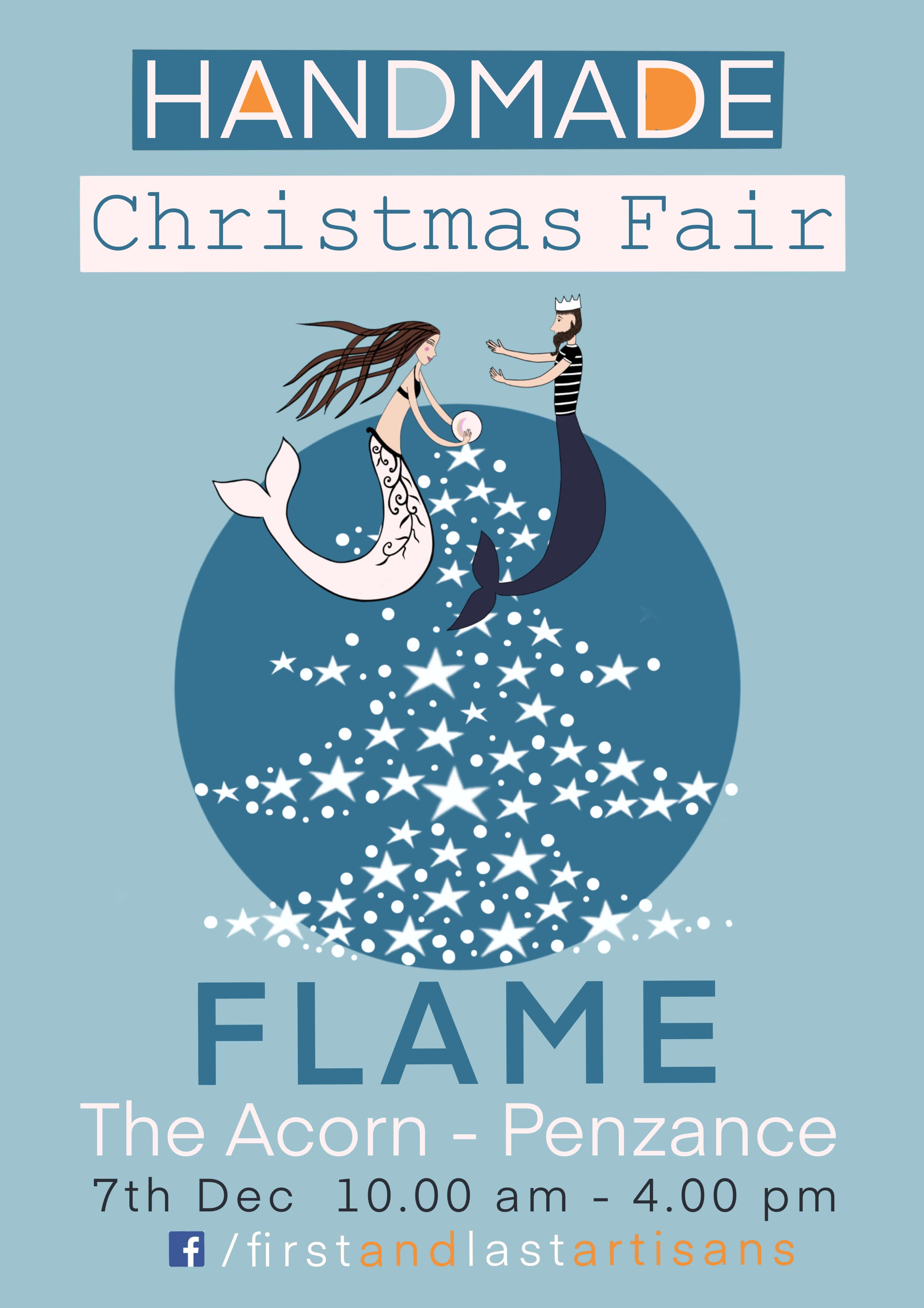 FLAME Handmade Christmas Fair