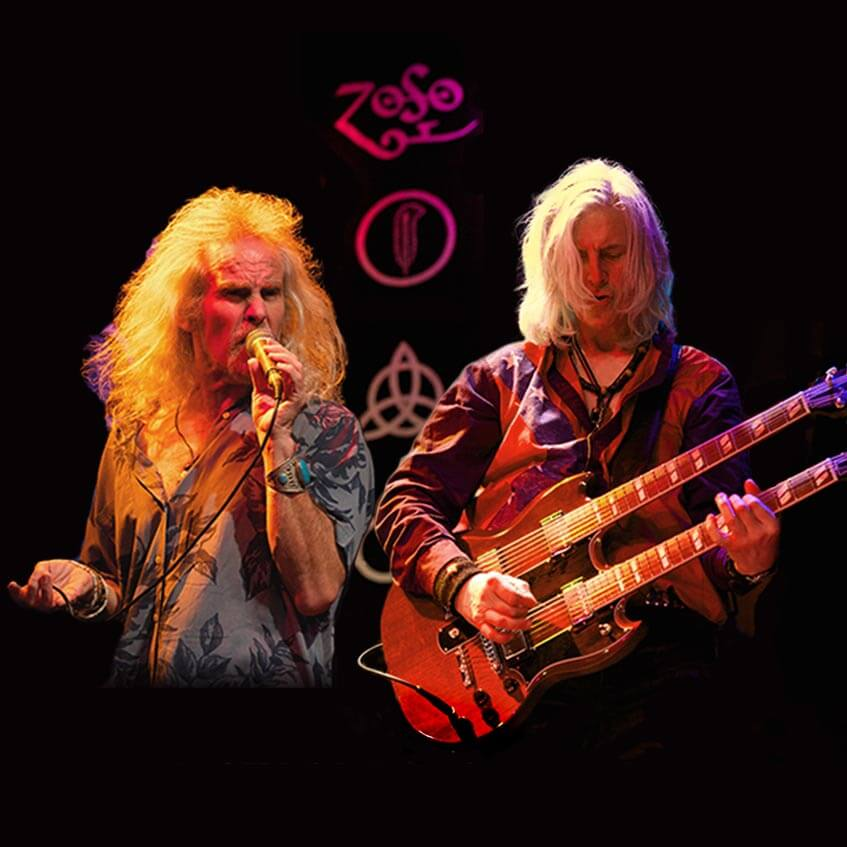 The music of Led Zeppelin performed by Whole Lotta Led