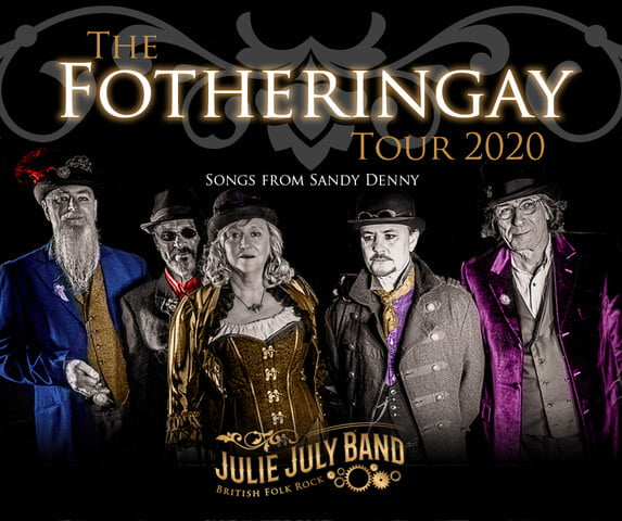 The Fotheringay Tour 2021