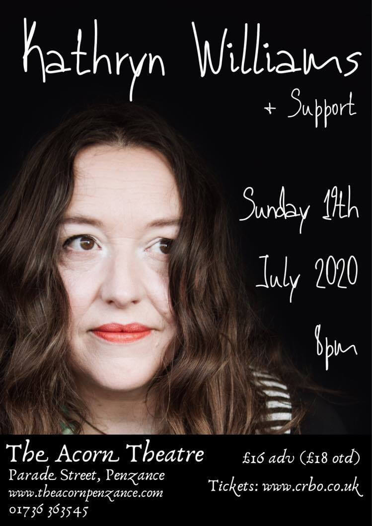 Kathryn Williams + Support