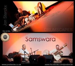 Drumscapes + Samswara