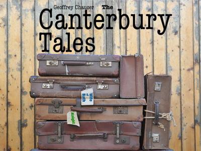 Sat 12 Mar: Canterbury Tales